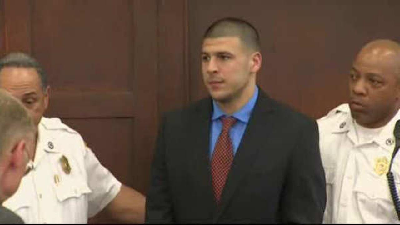 Jury deliberations begin in Aaron Hernandez trial; defense admits he was at scene of murder