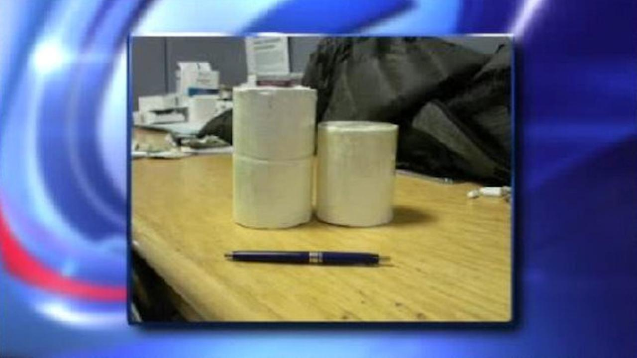 Colombian man accused of smuggling 2 pounds of heroin in underwear