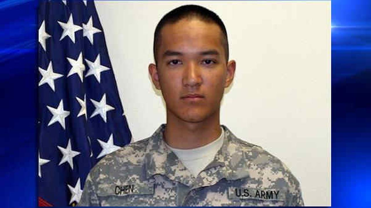 Manhattan street renamed for Danny Chen, soldier bullied into suicide in Afghanistan