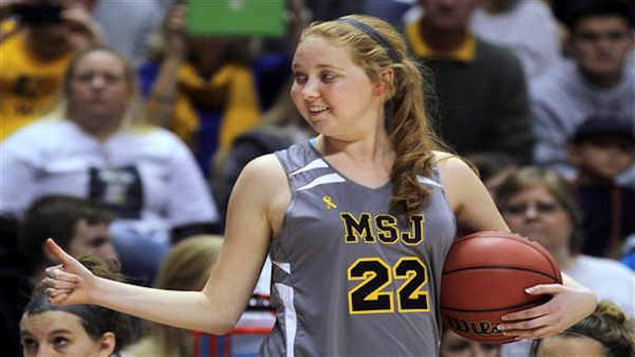 Public service set for college basketball player Lauren Hill