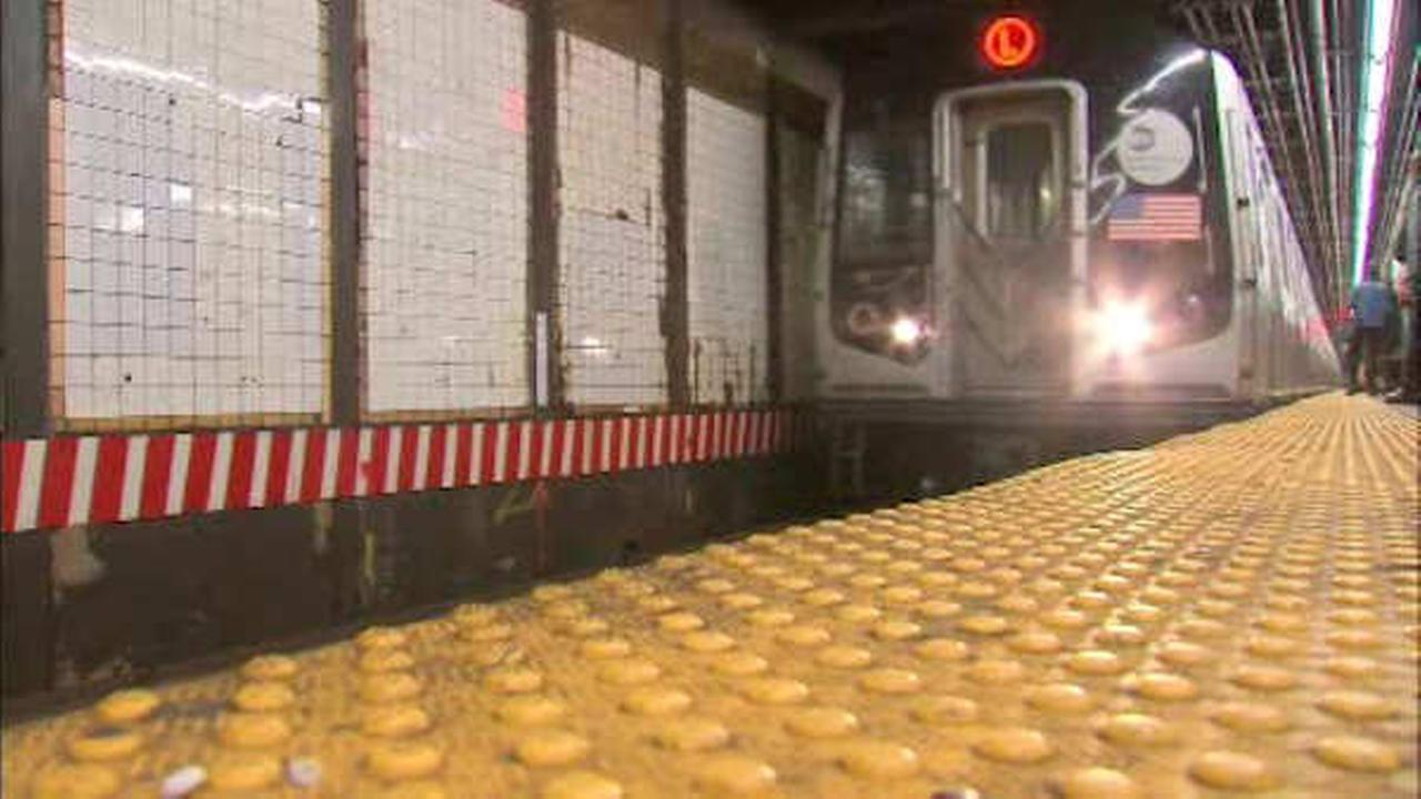 L train service suspended next 5 weekends between Williamsburg and Manhattan