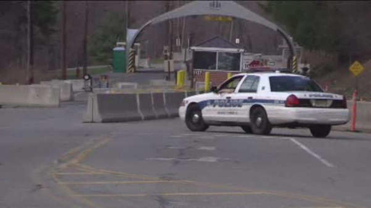 Driver to be arraigned after security scare at Picatinny Arsenal