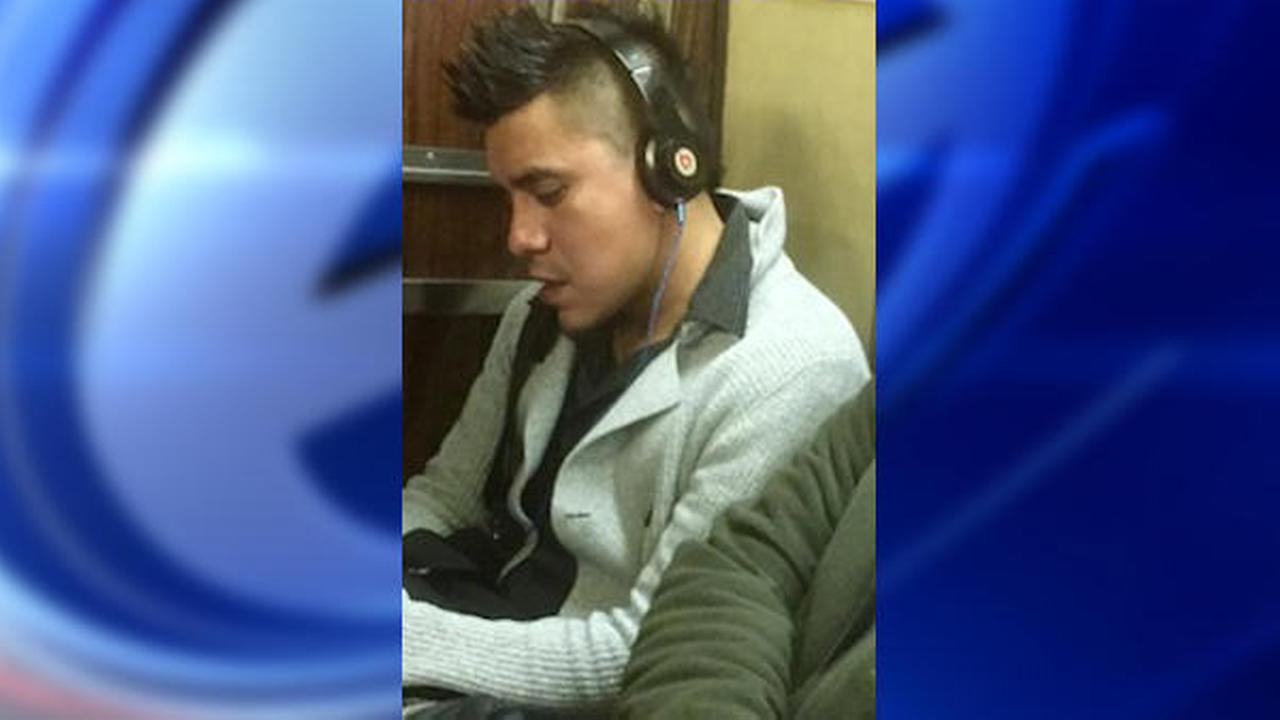 Police searching for man accused of exposing himself to woman on subway