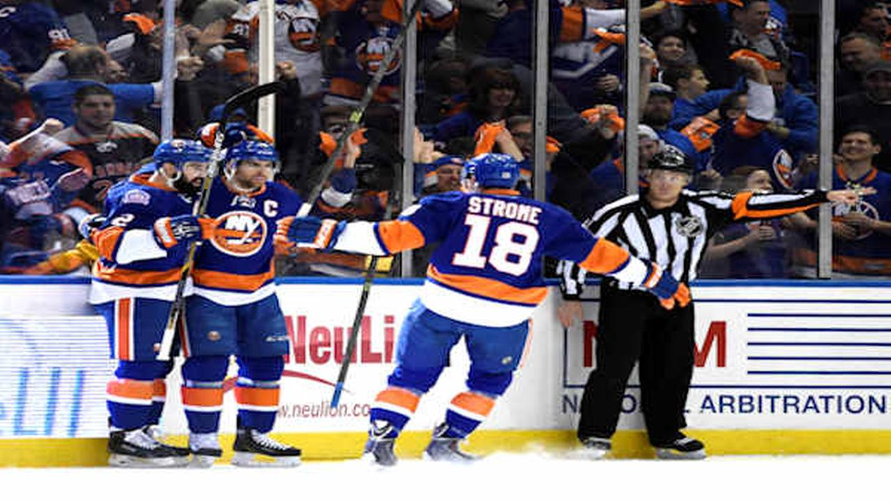 Isles force game 7 with 3-1 win over Capitals