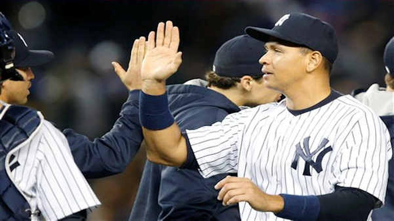 GM Brian Cashman says Yankees won't pay home run bonus to Alex Rodriguez