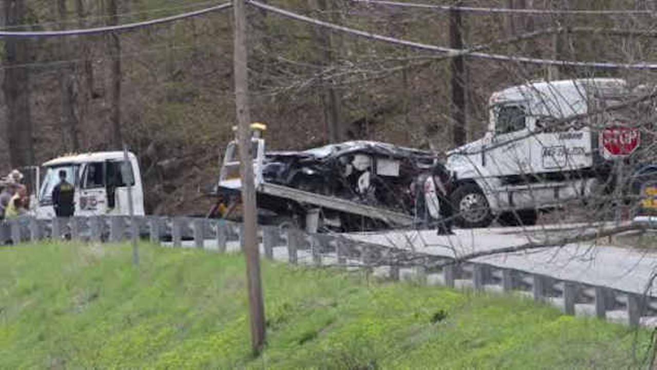 3 congregants of Brooklyn church killed in Ulster County van accident