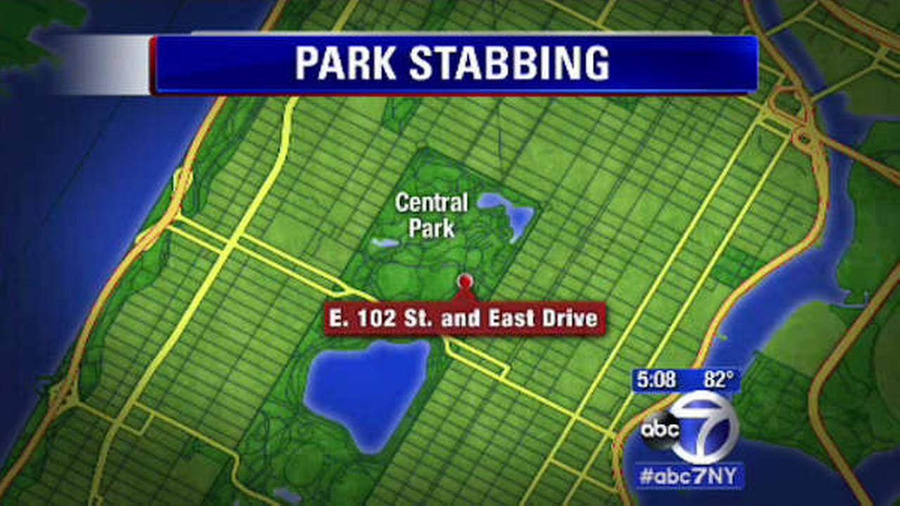Woman stabbed in Central Park after attacker asks 'Why are you looking at my man?'