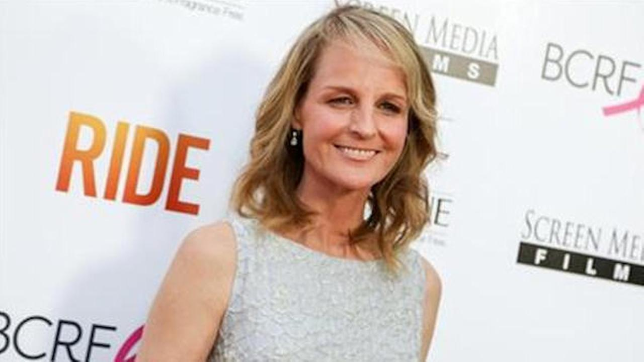 Helen Hunt talks about 'Ride' and television return