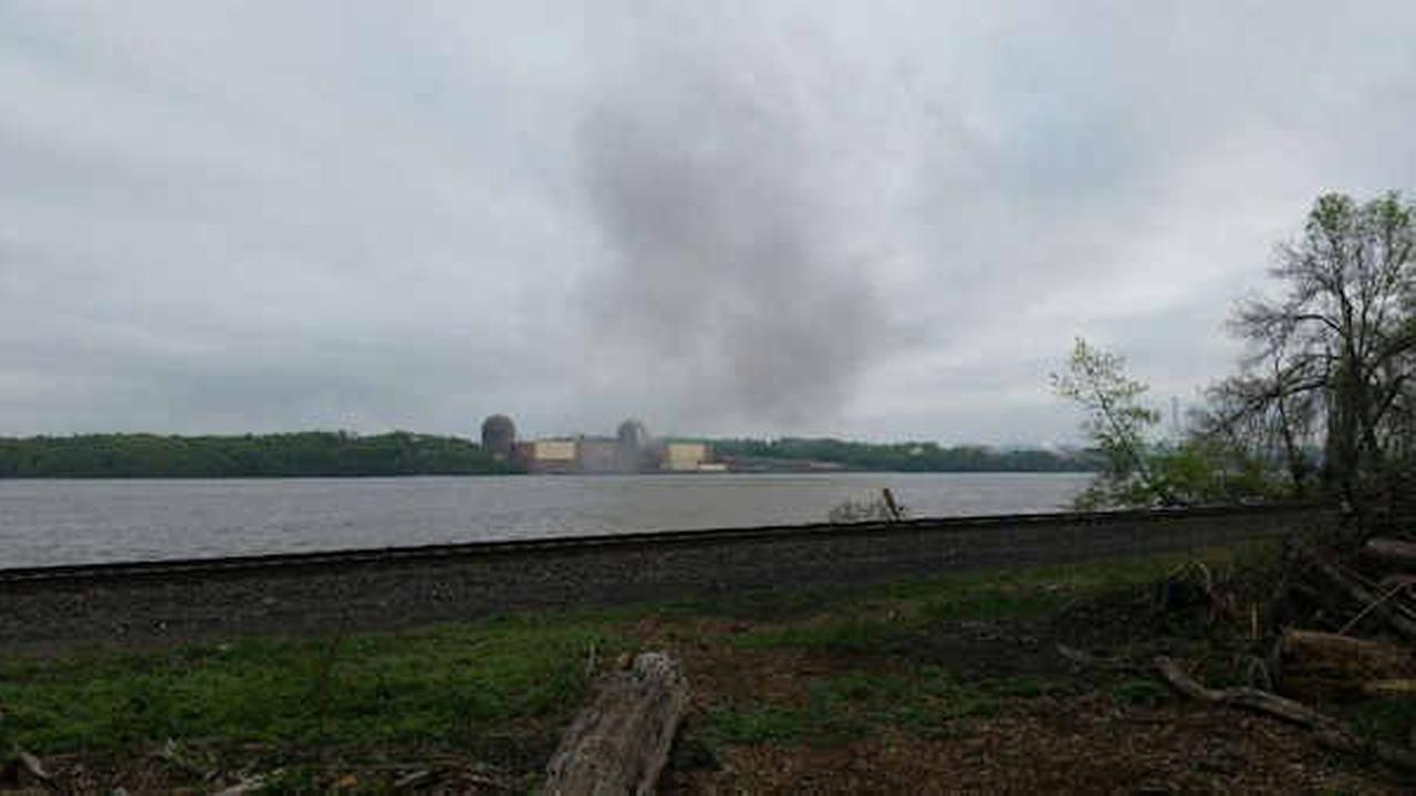 Smoke seen rising from Indian Point nuclear plant in Westchester