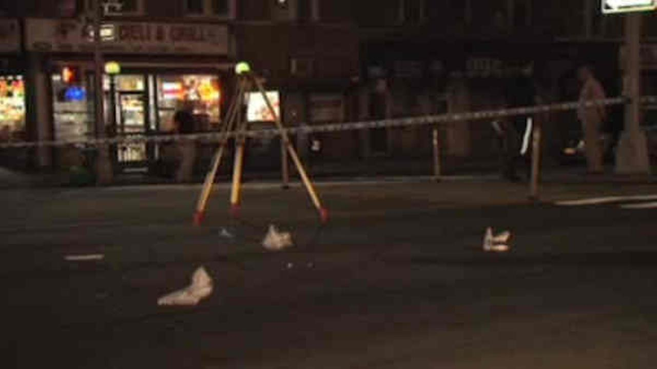 Woman crossing street struck and killed by car in Brooklyn