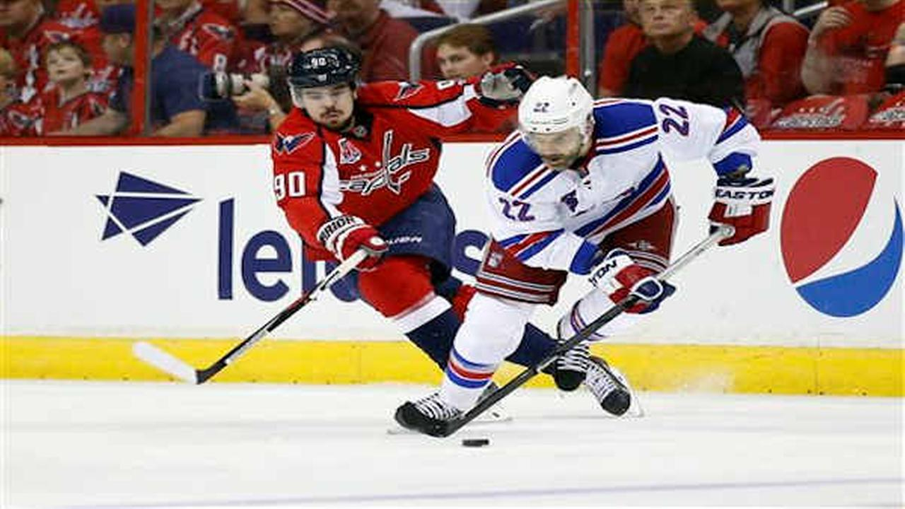 Rangers force Game 7 with 4-3 win over Capitals