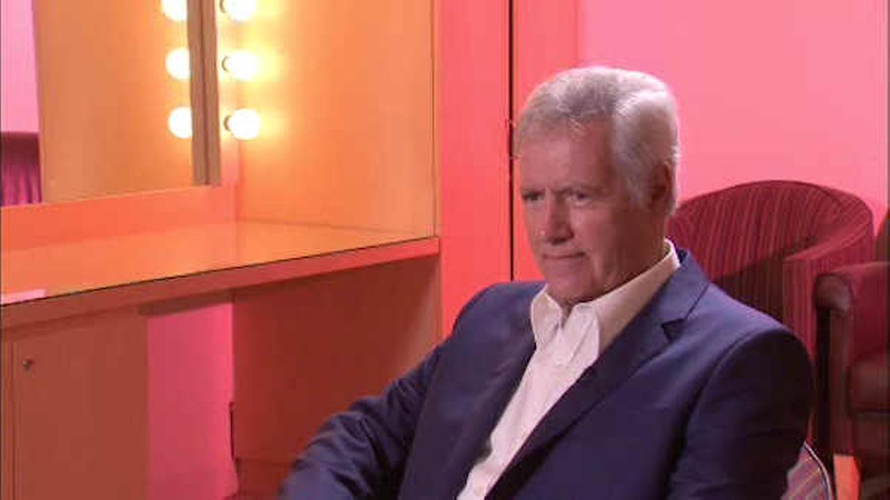 """Jeopardy!"" host Alex Trebek invites stars to play for charity"