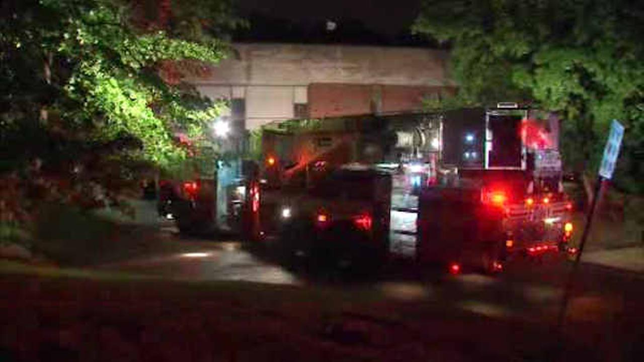 Lightning strikes electrical pole near St. John's University Staten Island campus
