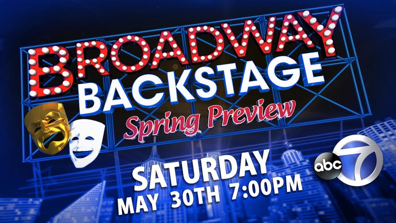 Broadway Spring 2015 - website info