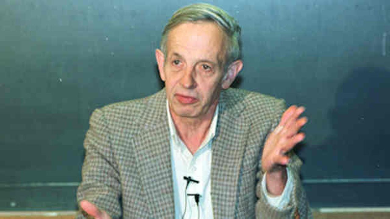 'A Beautiful Mind' mathematician John Nash killed in taxi crash