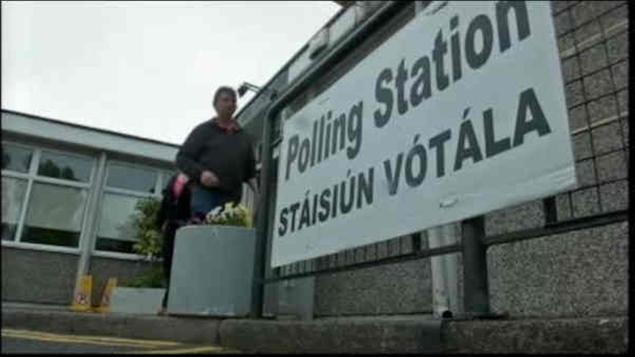 Ireland votes to legalize same-sex marriage in landslide