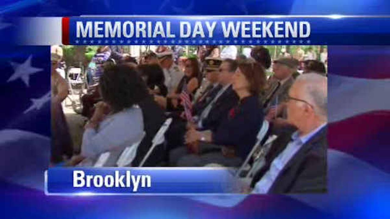Group working with city to raise money to renovate Brooklyn World War II memorial
