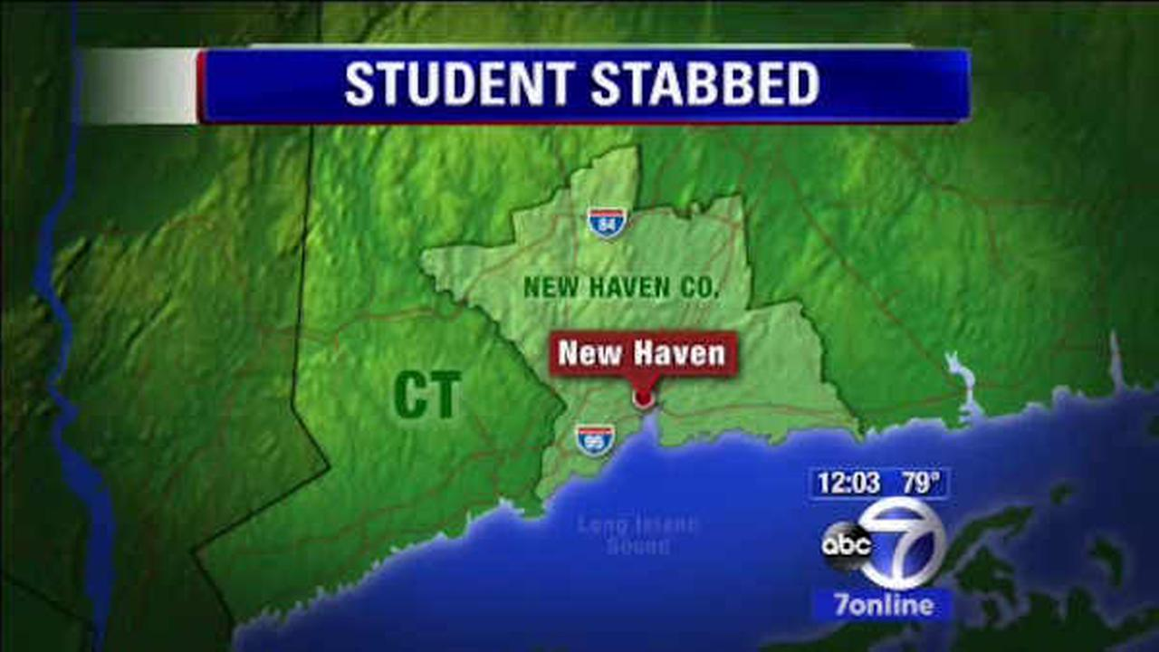 Police: Yale student jumps to death after stabbing