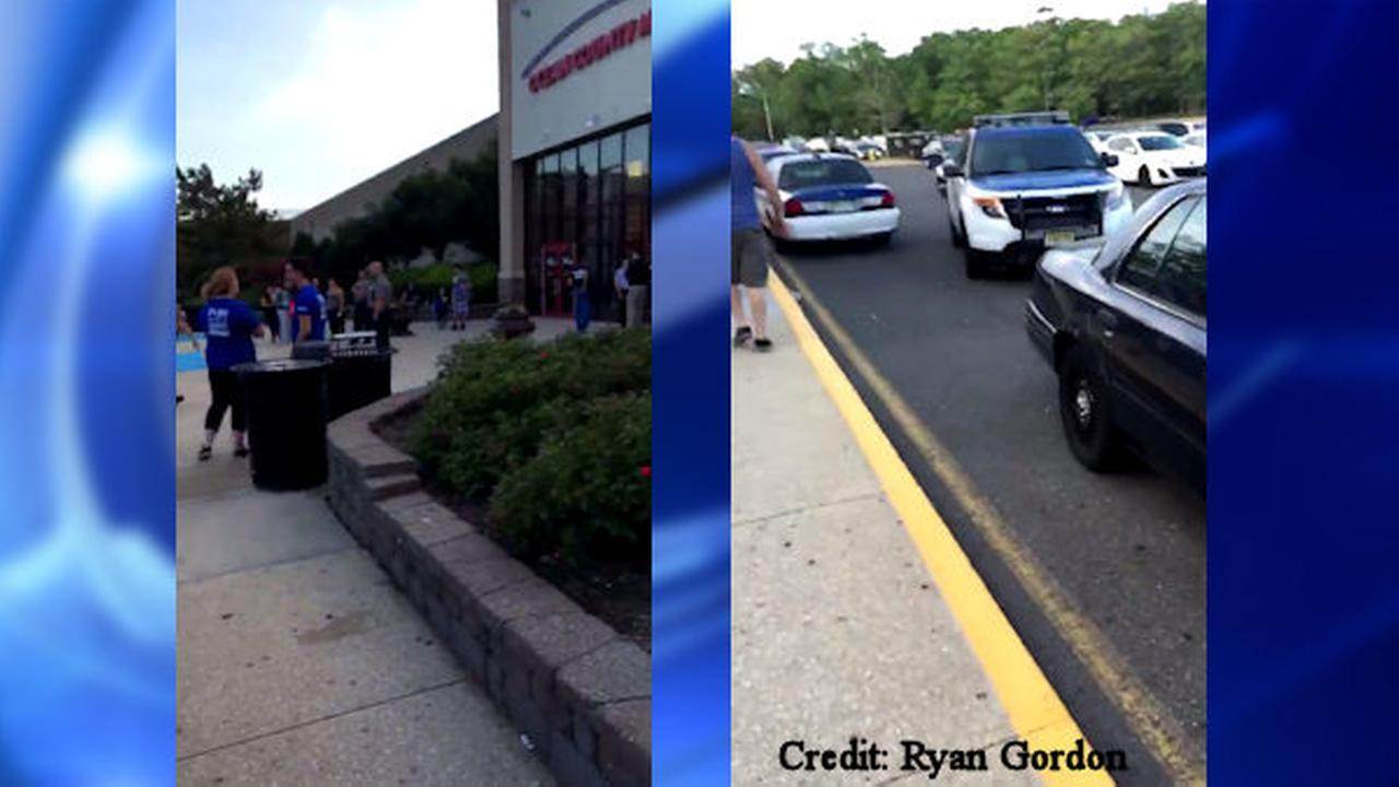 Ocean County Mall evacuated due to bomb threat