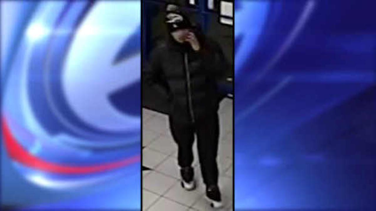 Police searching for suspect in armed robbery at laundromat in the Bronx