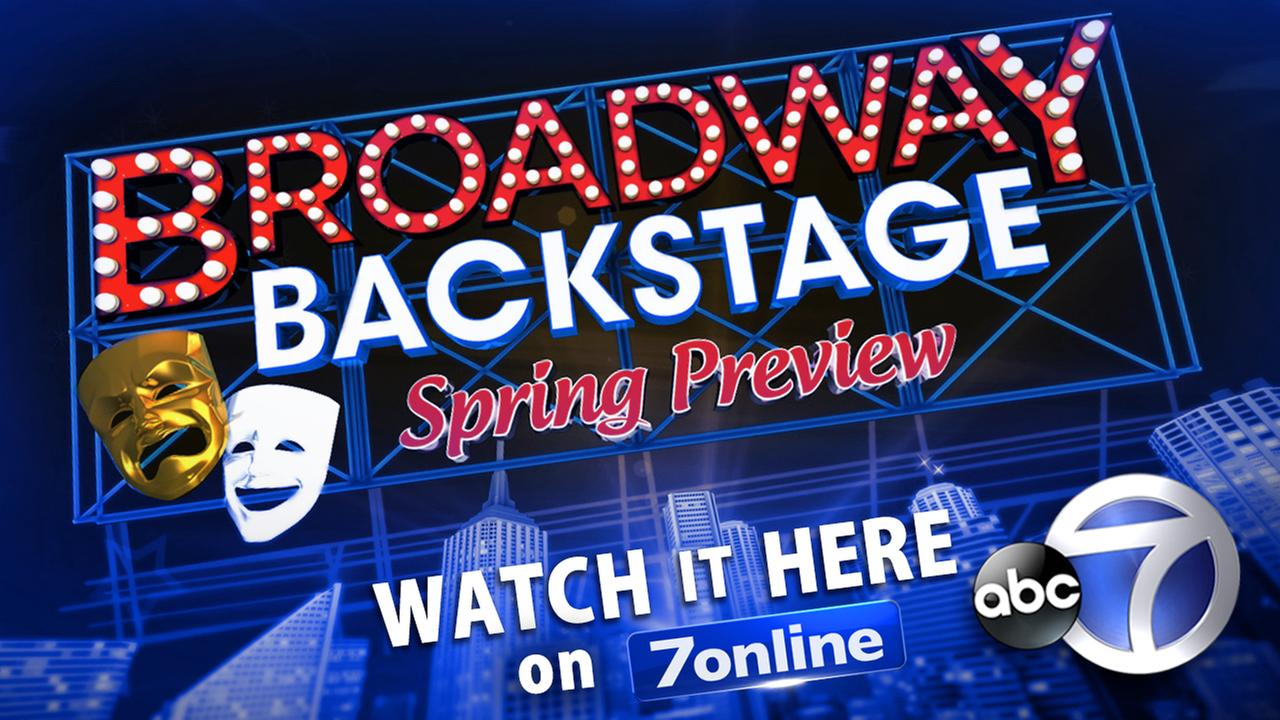 Broadway Backstage: Spring Preview