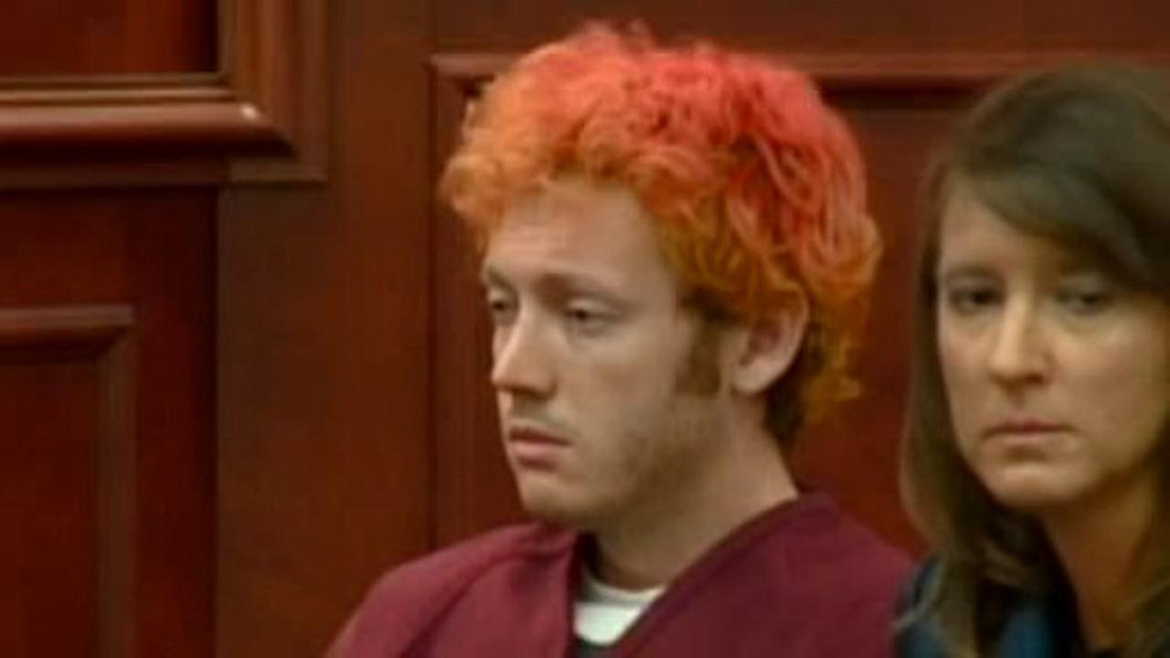 On video, theater gunman says killings got him value units