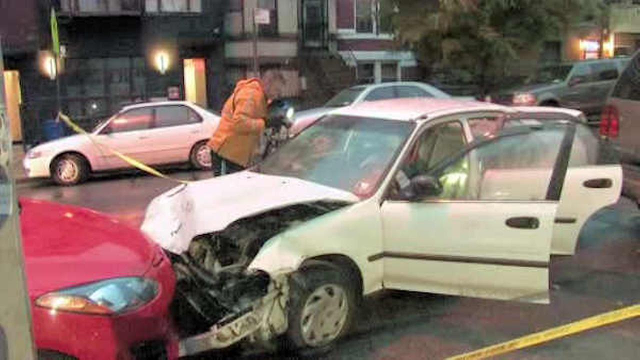 20-year-old woman killed in Brooklyn chain reaction crash