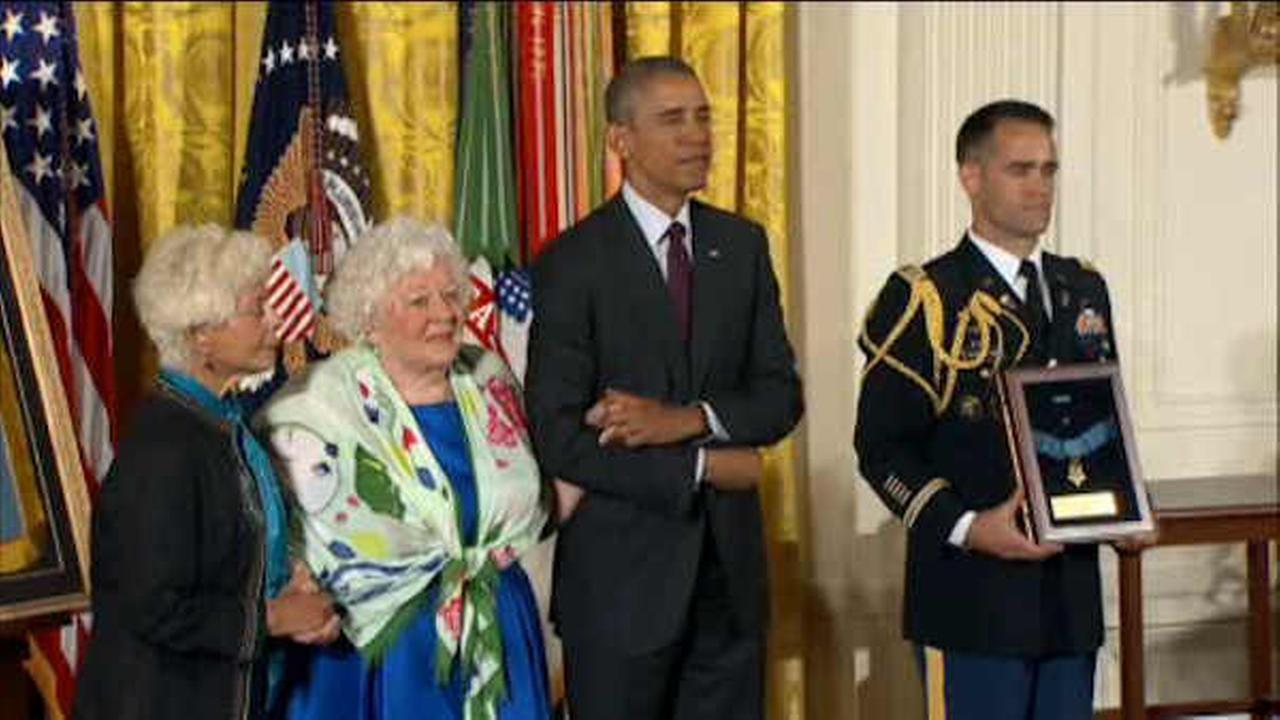 Black, Jewish WWI heroes, both with ties to New York, finally get Medals of Honor