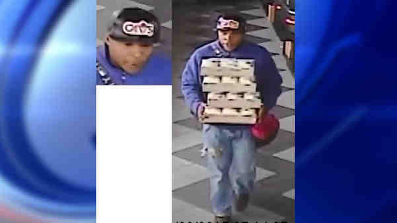 Suspect wanted for stealing baby formula in Brooklyn store