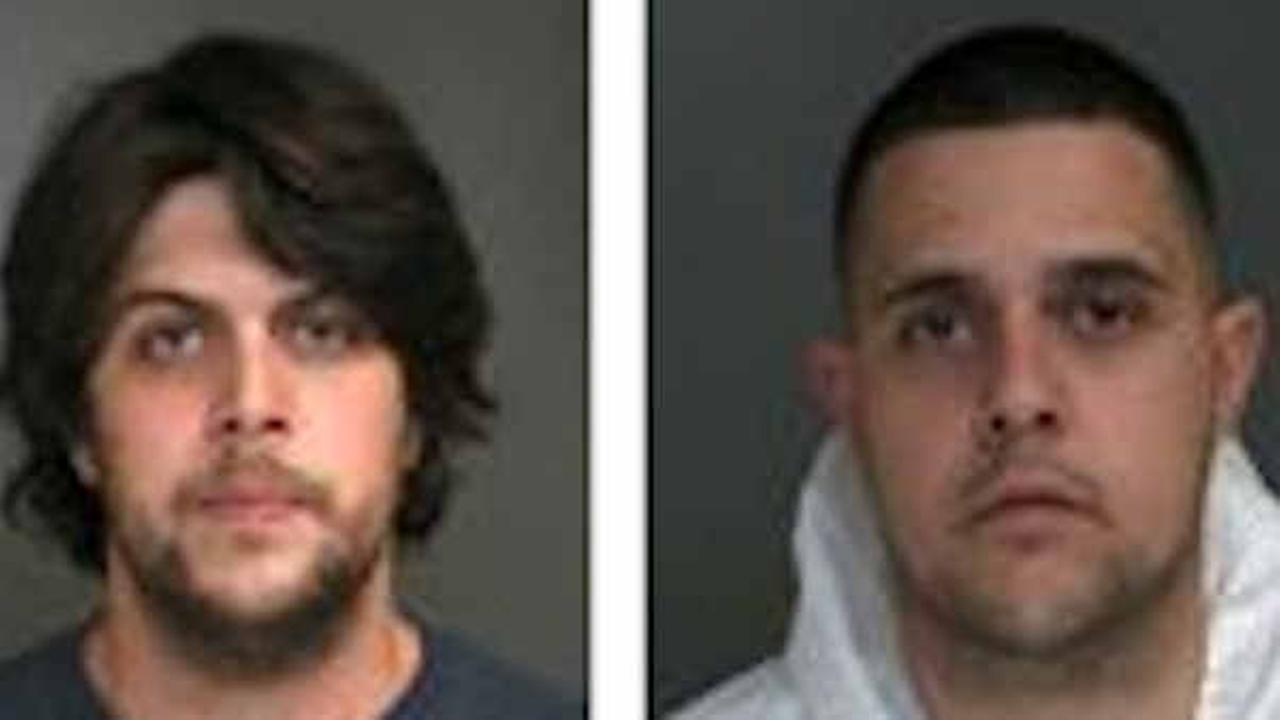 2 charged with trying to rob 2 Long Island gas stations within 15 minutes of each other