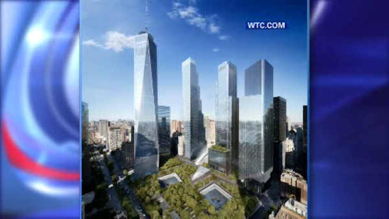 Plans revealed for 4th and final skyscraper at World Trade Center site