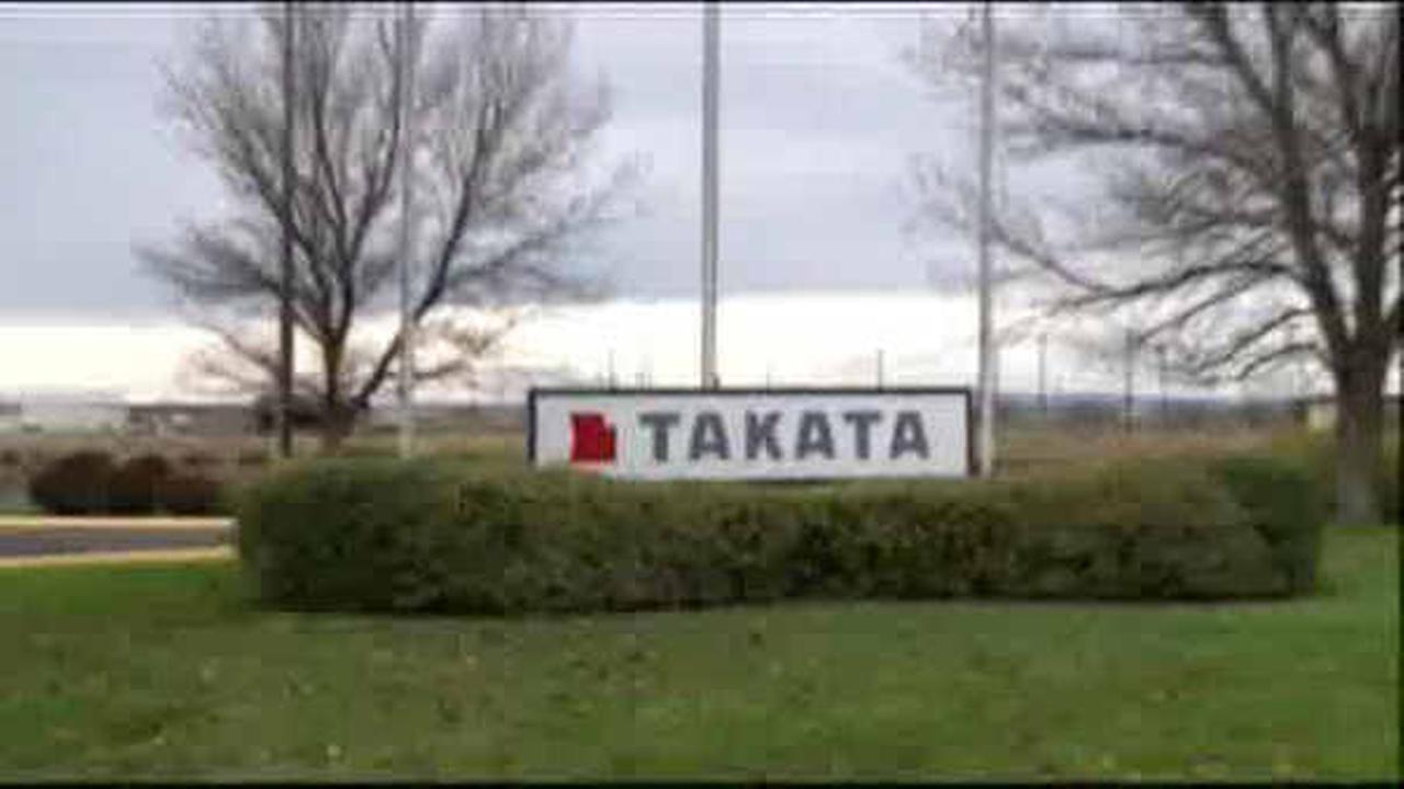 Senators express frustration with Takata, regulators