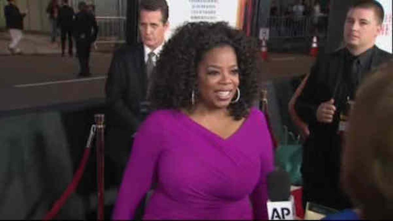 Donald Trump floats Oprah Winfrey's name as potential running mate in his presidential campaign