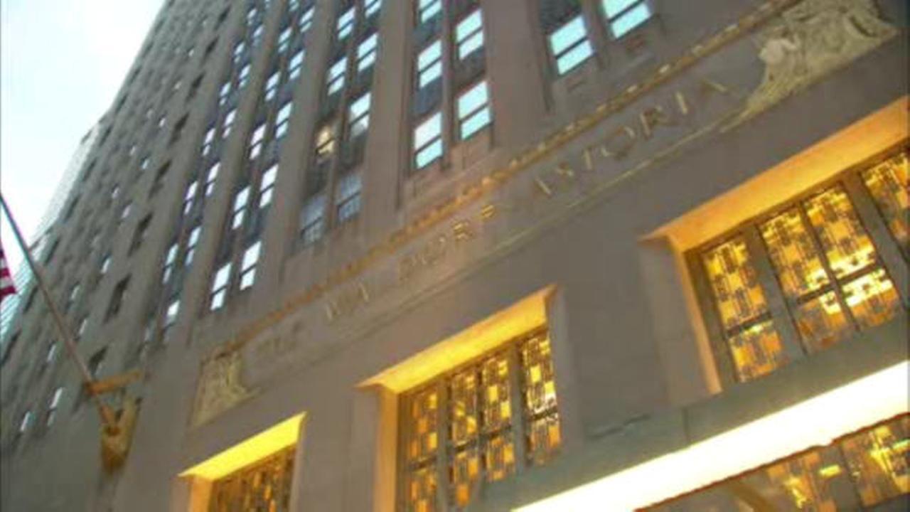 Bride plans to sue Waldorf Astoria after gunfire erupts during wedding