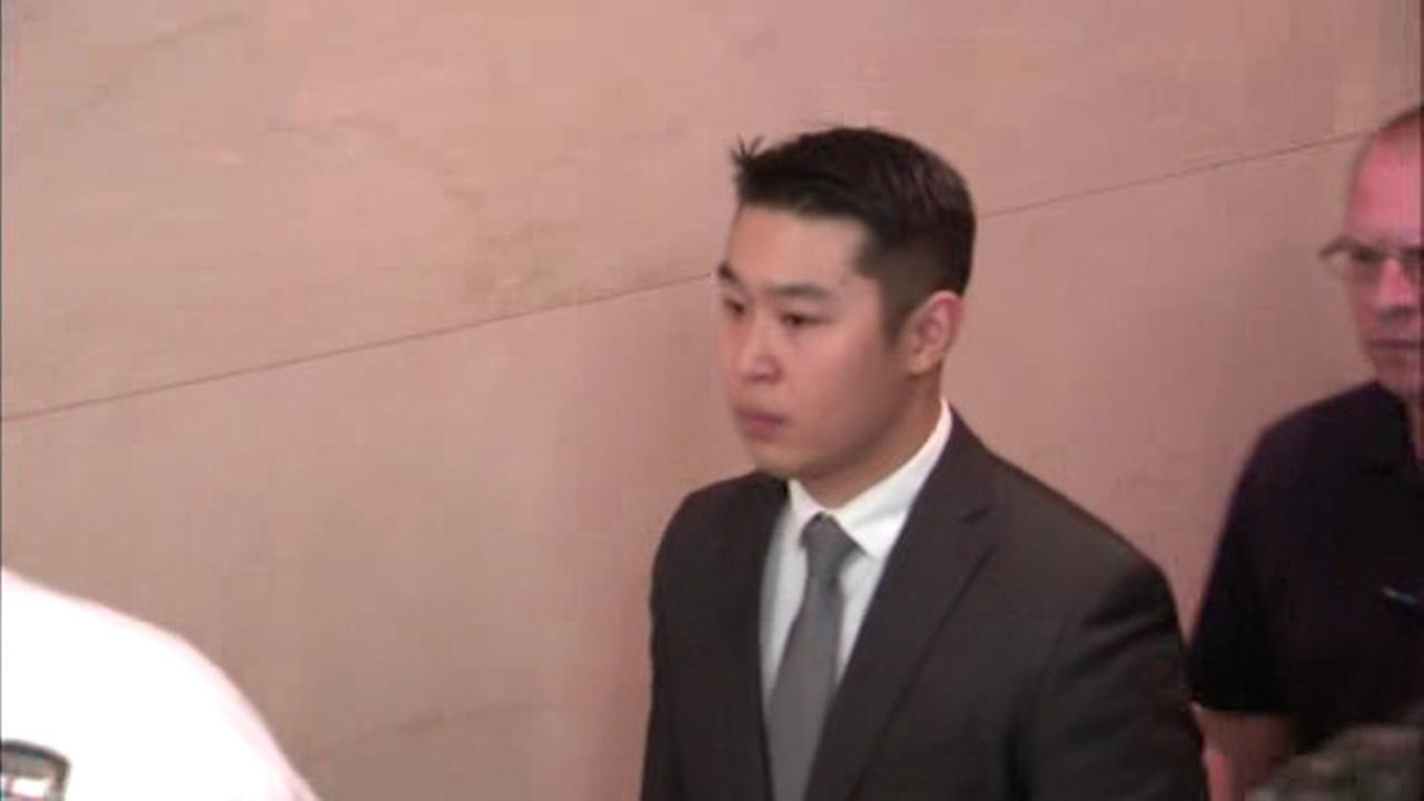 Officer Liang charged with shooting unarmed Akai Gurley