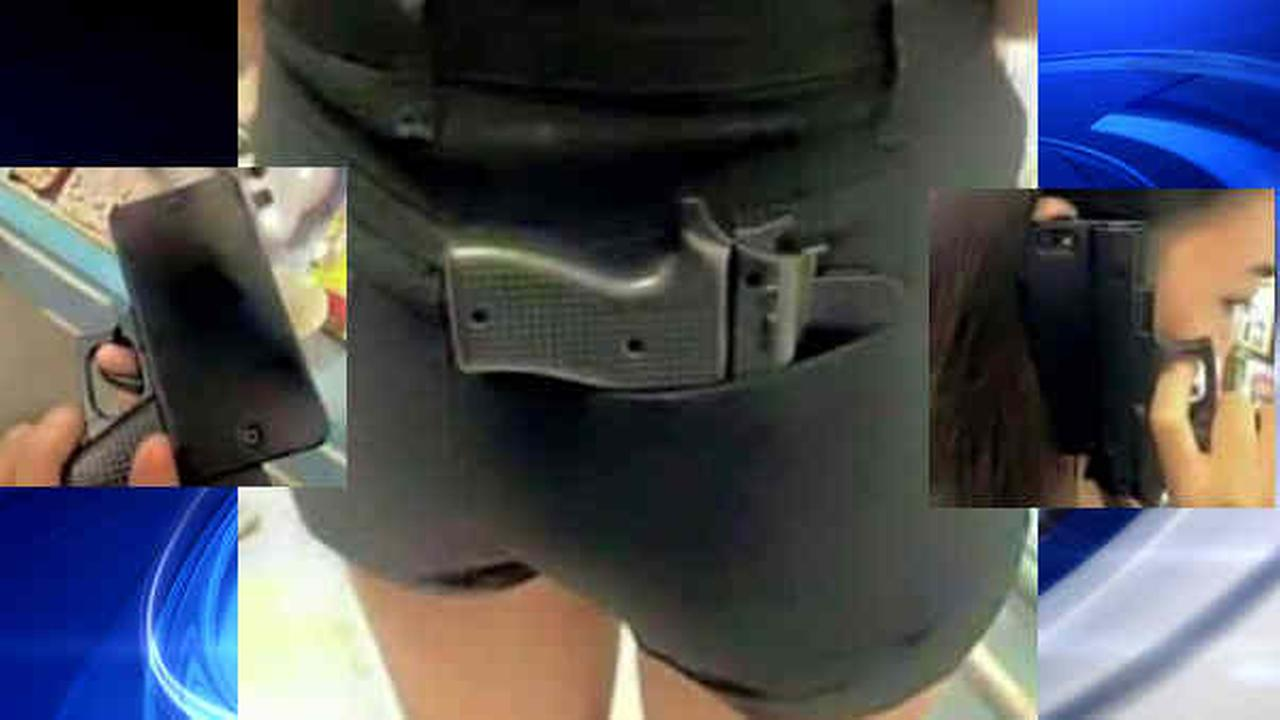 New Jersey prosecutor's office warns consumers not to buy gun cell phone case