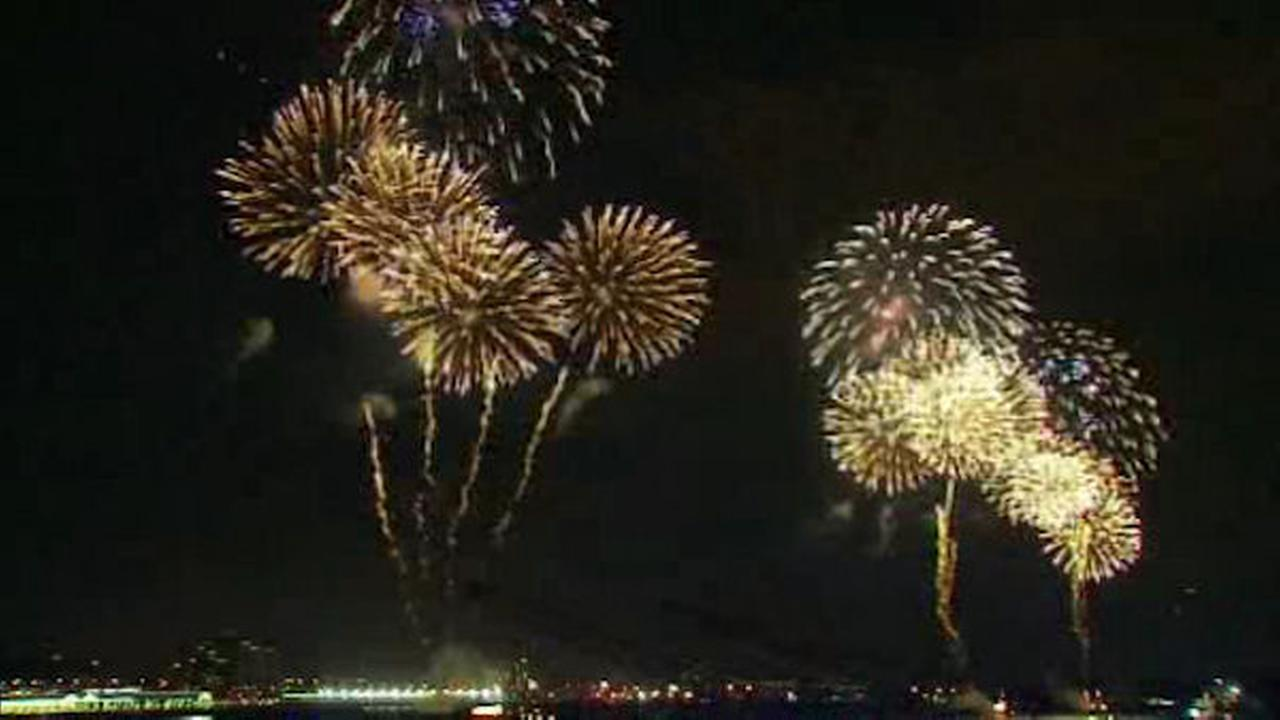 O say can you breathe? Fireworks pollute air, study says