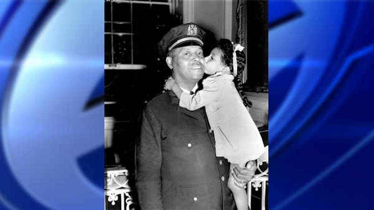 New York City's first African-American police officer honored