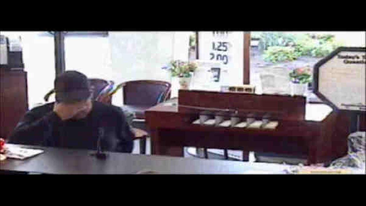 Suffolk police: Man wanted in Centereach bank robbery