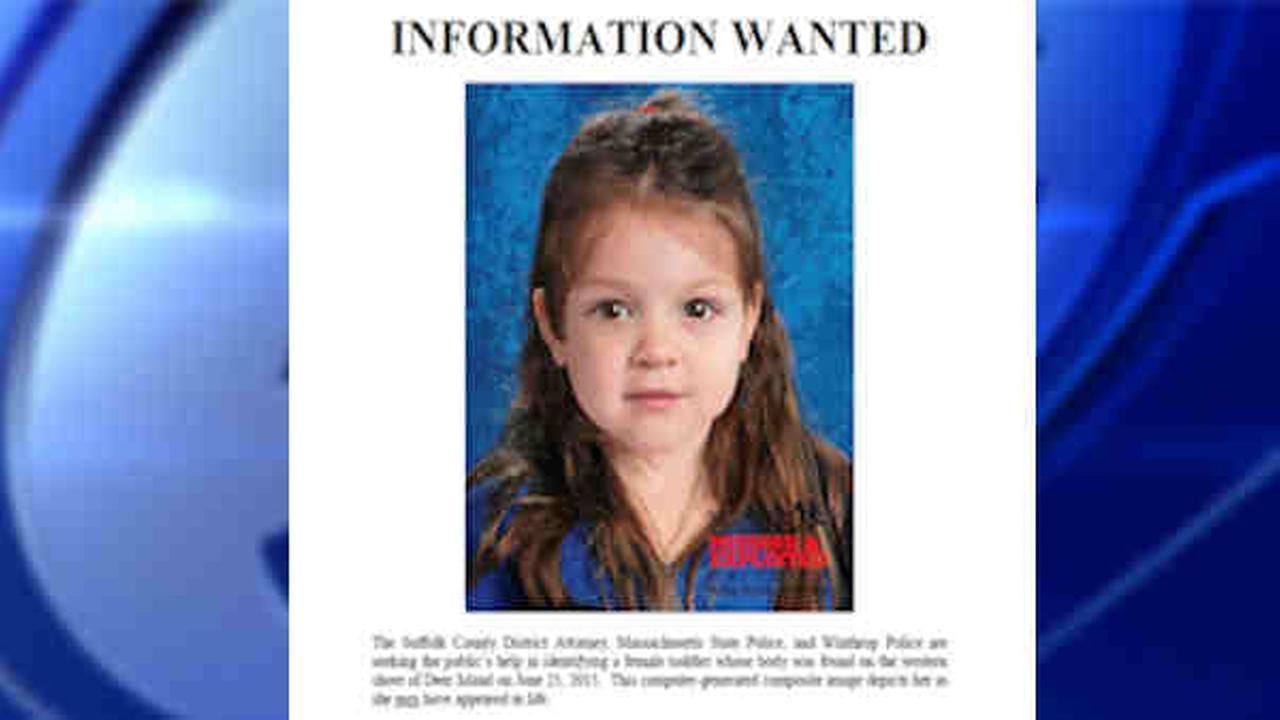 Image released of girl found dead in bag in Boston Harbor