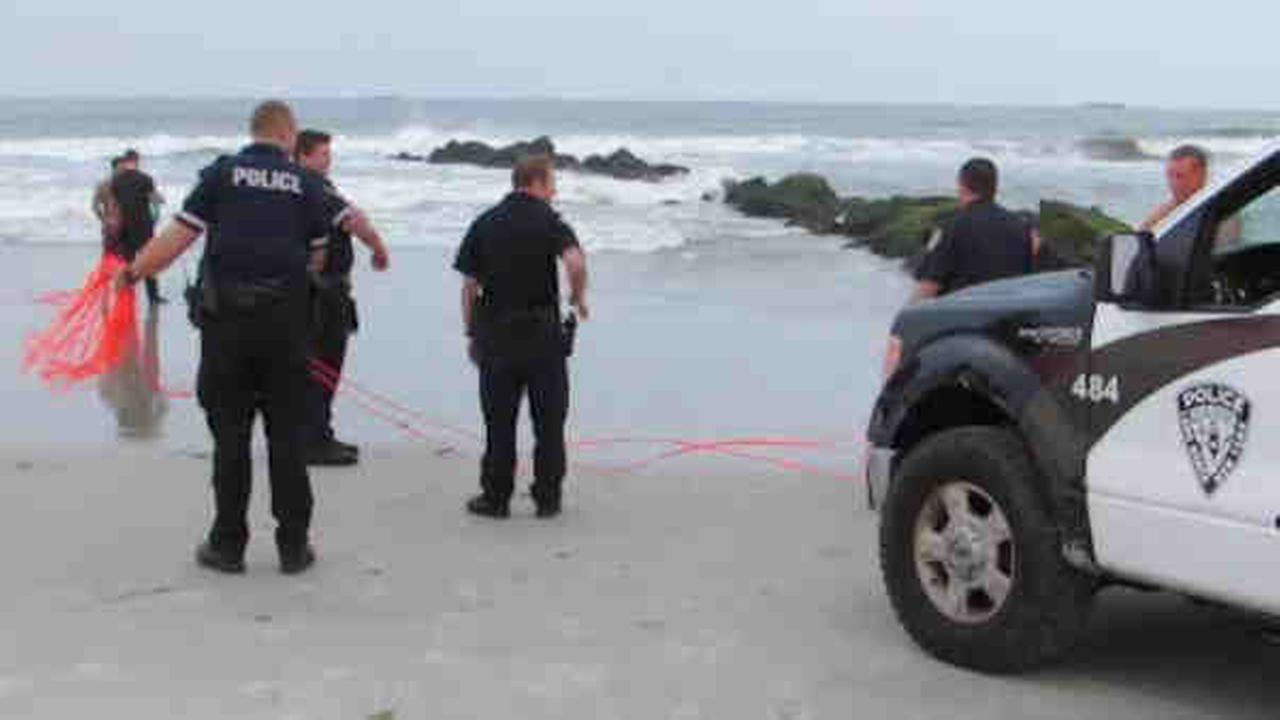 2 men rescued off Long Beach on Long Island early July 4th