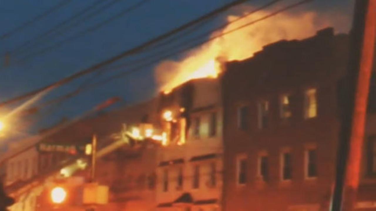 4 injured in 2-alarm Bushwick apartment fire