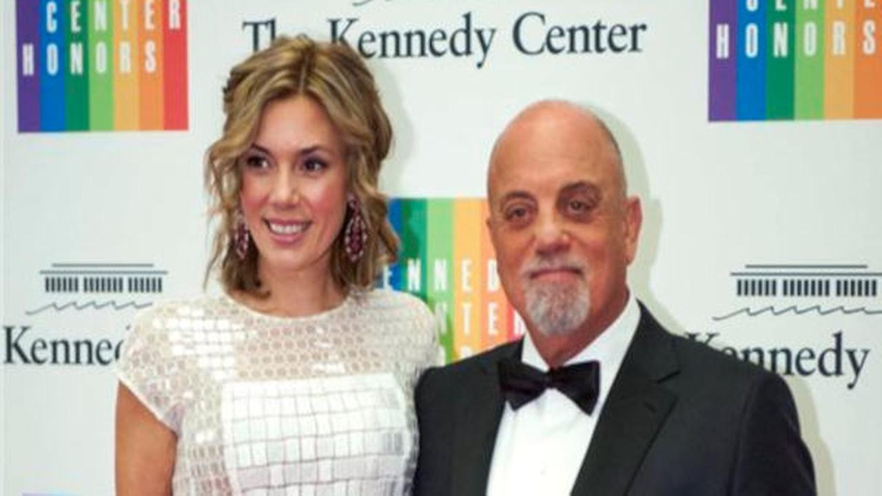 Billy Joel weds 4th wife Alexis Roderick during 4th of July party