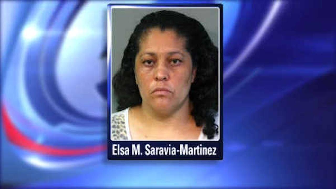 Long Island woman charged with stabbing man inside Hempstead restaurant