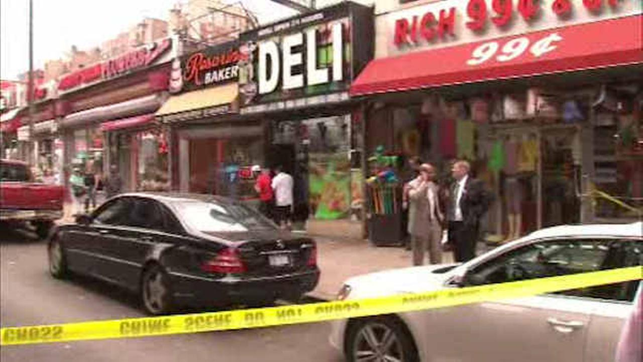 Man fatally shot inside 99-cent store in the Bronx