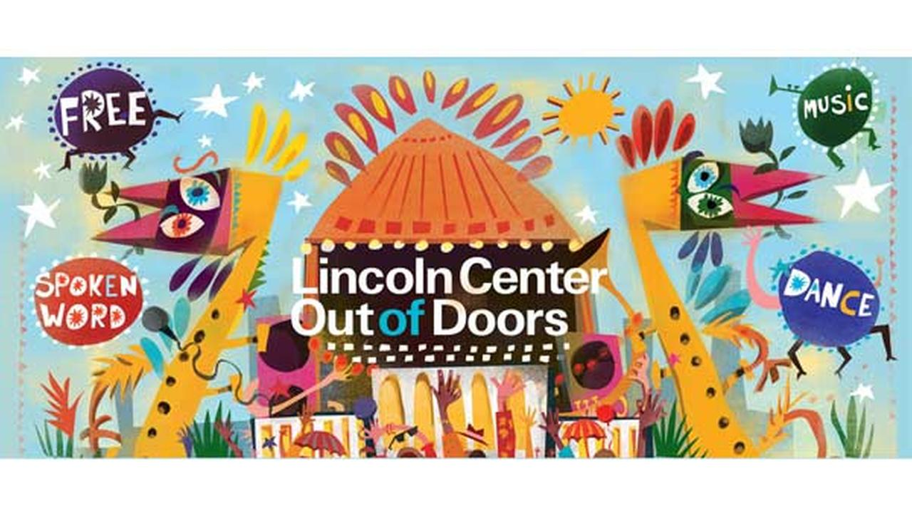 Lincoln Center Out of Doors Free Summer Festival