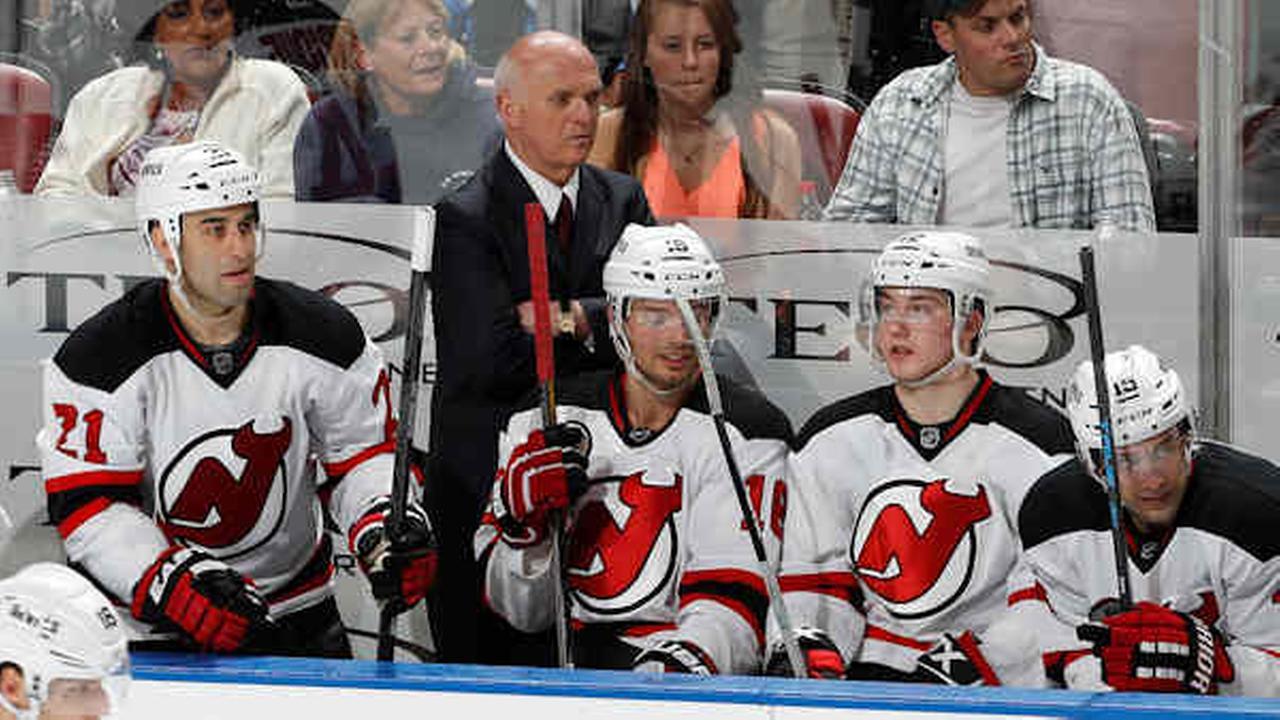 New Jersey Devils president Lou Lamoriello steps down to take Toronto Maple Leafs' GM job
