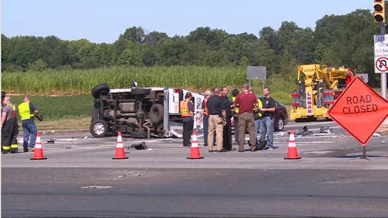 EMT killed in ambulance crash in north Jersey
