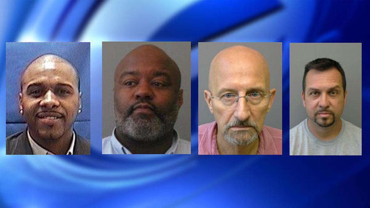 4 New Jersey Transit conductors accused of reselling train tickets
