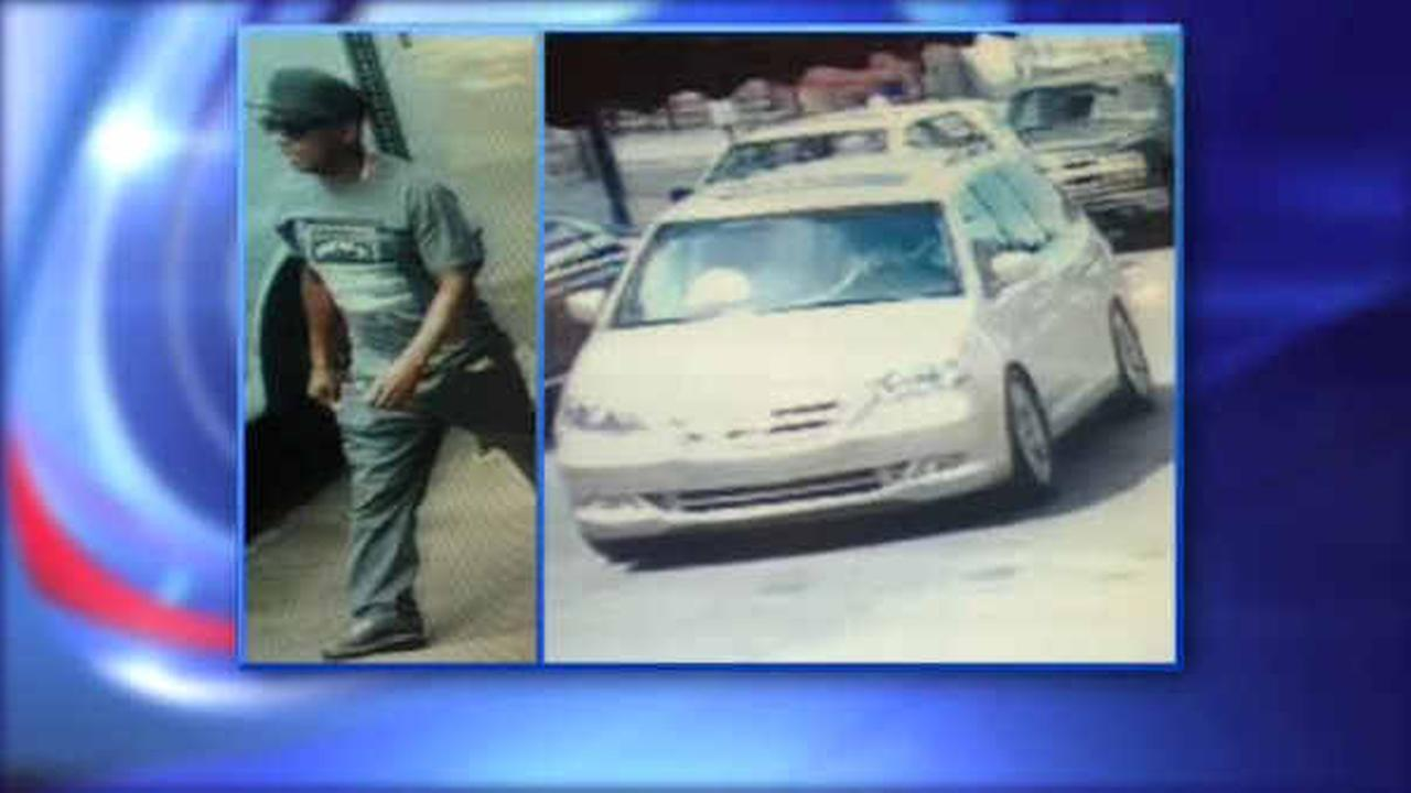 NYPD searching for suspect who grabbed bag with $20,000 from SUV